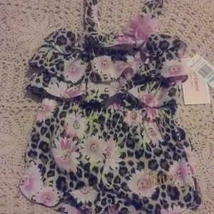 Juicy Couture Baby Girl Romper